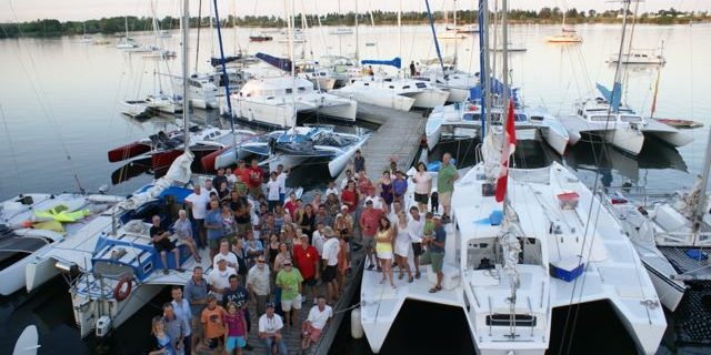Toronto Multihull Cruising Club